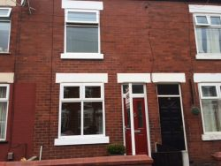 2 Bedrooms Terraced House in St. Margarets Avenue, Burnage M19 1FJ